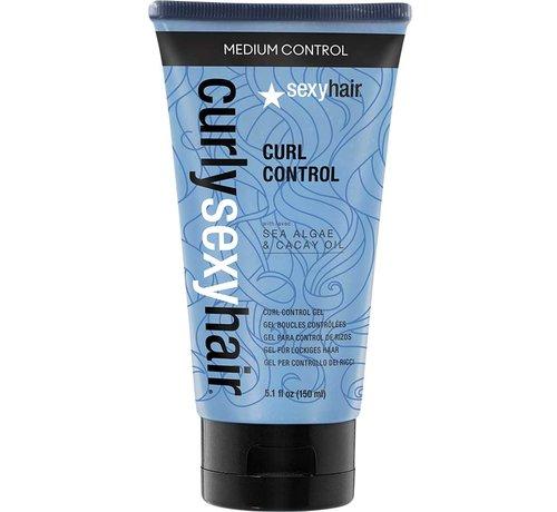 SexyHair Curl Control Gel - 150 ml