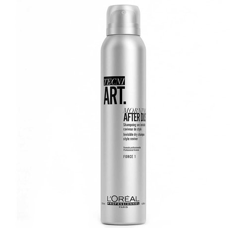 L'Oreal TecniArt Morning After Dust Dry Shampoo - 200ml