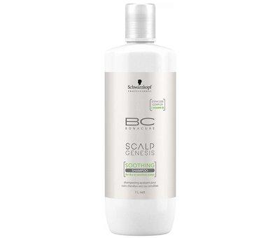 Schwarzkopf BC Scalp Genesis Soothing Shampoo - 1000ml