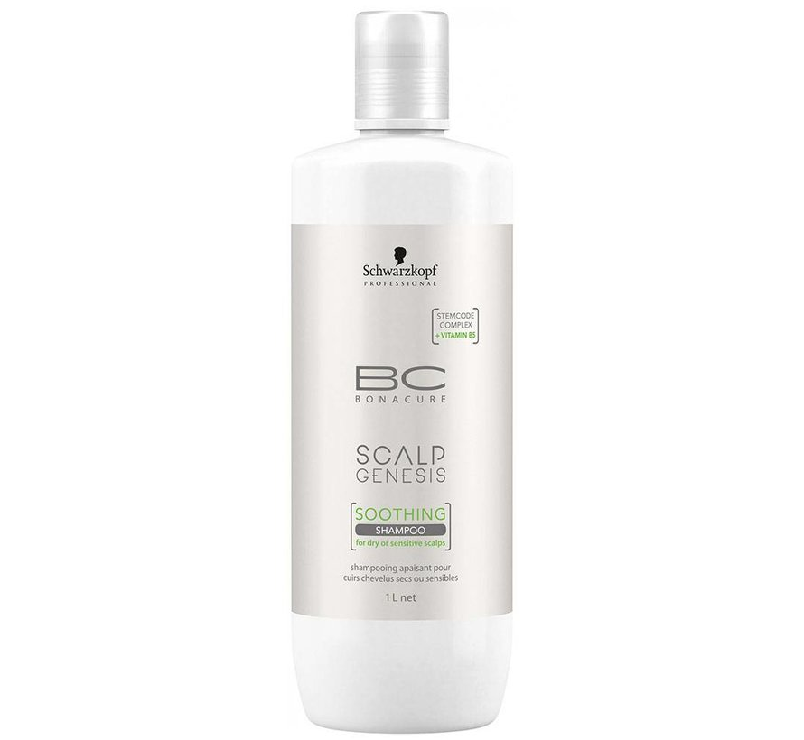BC Scalp Genesis Soothing Shampoo - 1000ml