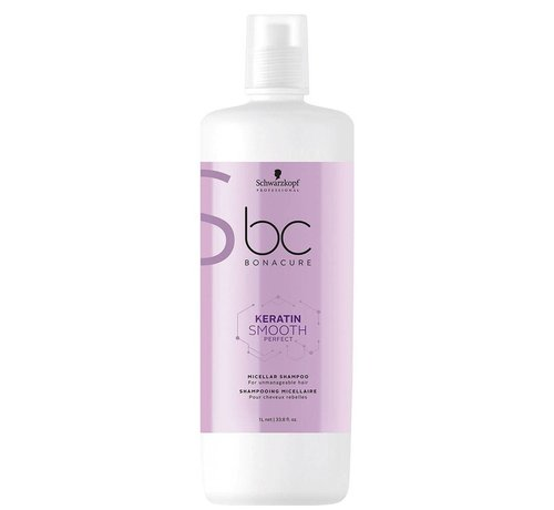 Schwarzkopf BC Keratin Smooth Perfect Shampoo - 1000ml