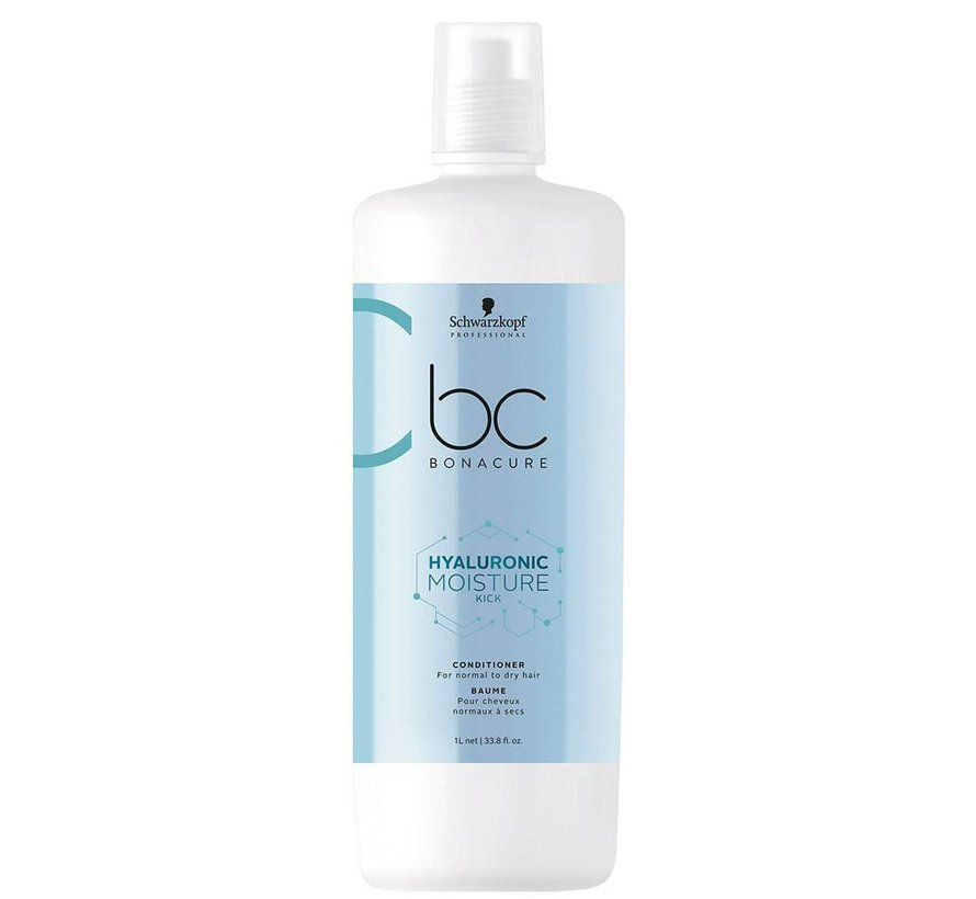 BC Hyaluronic Moisture Kick Conditioner - 1000ml