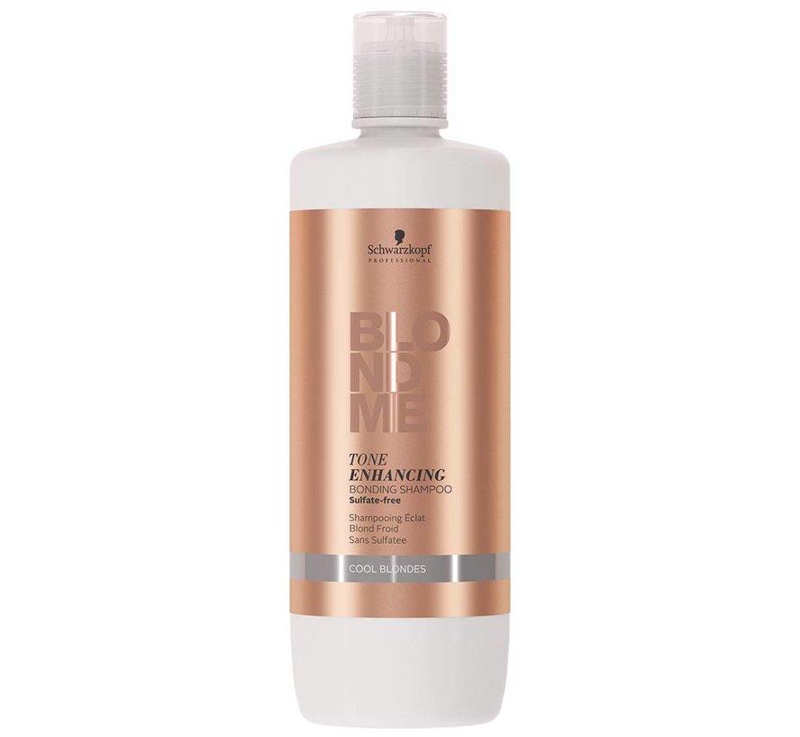 Blond Me Tone Enhancing Bonding Shampoo Cool - 1000ml