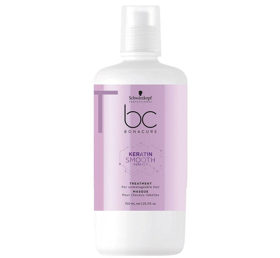 BC Keratin Smooth Perfect Treatment - 750ml