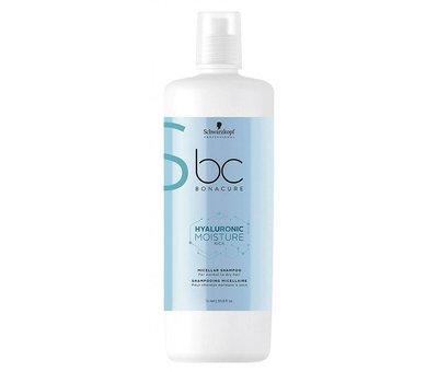 Schwarzkopf BC Hyaluronic Moisture Kick Shampoo - 1000ml