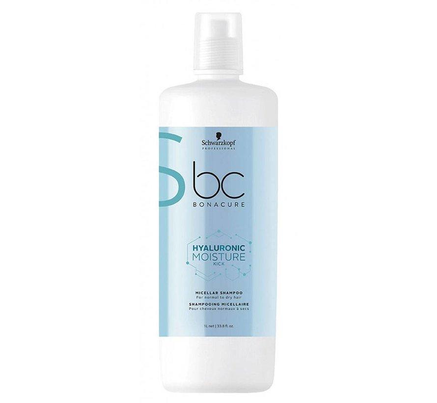 BC Hyaluronic Moisture Kick Shampoo - 1000ml