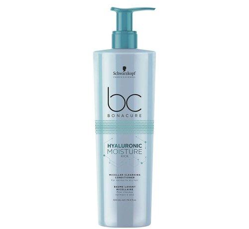 Schwarzkopf BC Hyaluronic Moisture Kick Shampoo - 500ml
