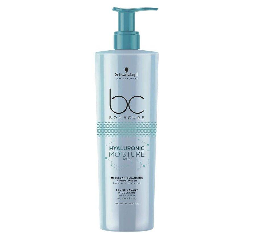 BC Hyaluronic Moisture Kick Shampoo - 500ml