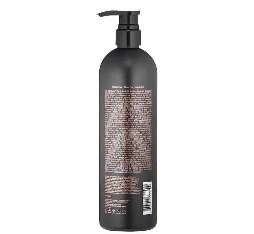 Black Seed Oil Moisture Replenish Conditioner - 739ml