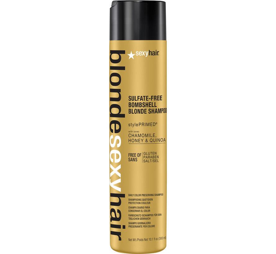 Blonde Sulfate Free Bombshell Shampoo - 300ml
