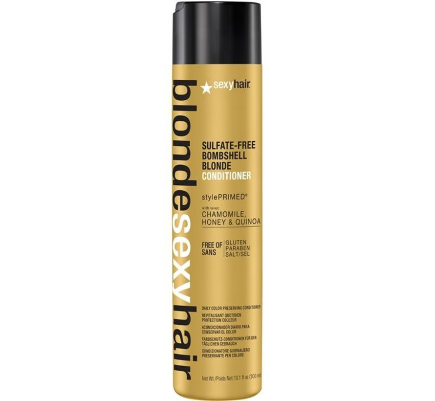 Blonde Sulfate Free Bombshell Conditioner - 300ml