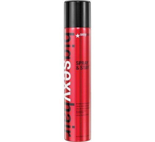 SexyHair Big Spray & Stay Intense Hold Hairspray - 300ml