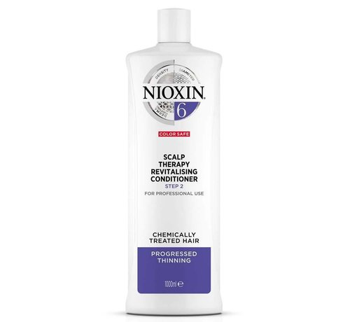Nioxin System 6 - Scalp Therapy Revitalising Conditioner - 1000ml