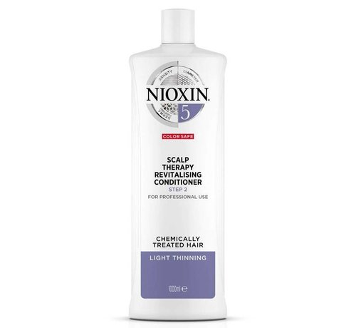 Nioxin System 5 - Scalp Therapy Revitalising Conditioner - 1000ml