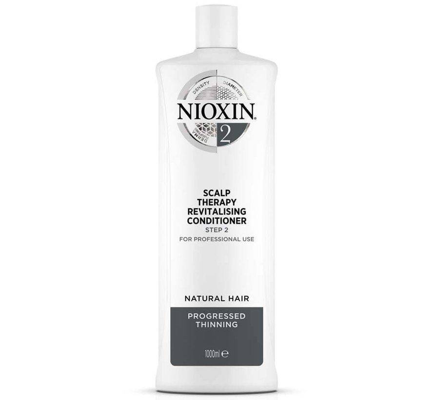 System 2 - Scalp Therapy Revitalising Conditioner - 1000ml