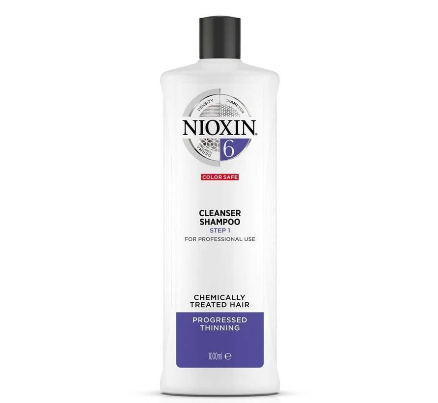 System 6 - Shampoo /  Cleanser - 1000ml