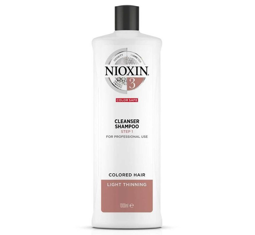 System 3 - Shampoo / Cleanser - 1000ml