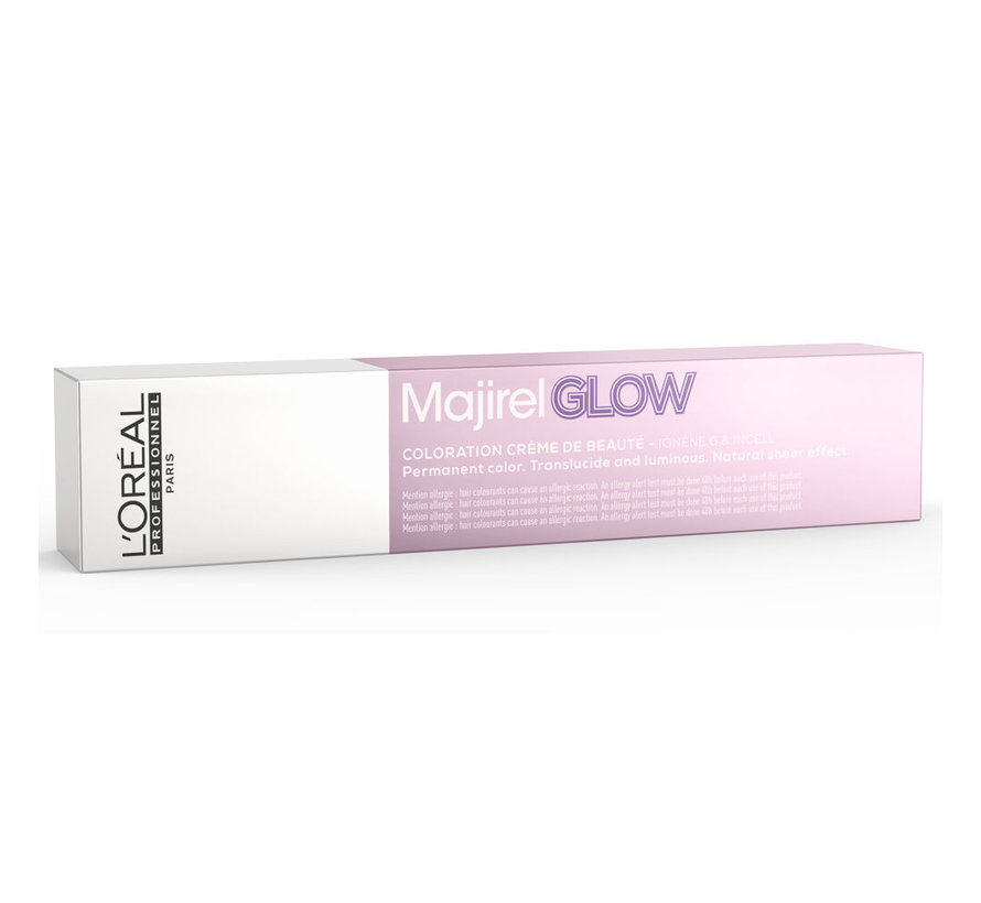 Majirel Glow Light Base Hair dye - 50ml