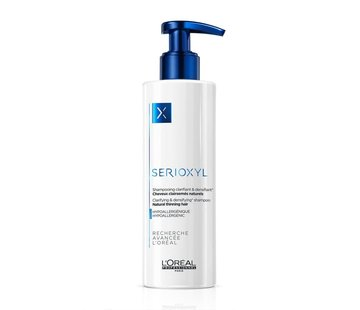 L'Oreal Serioxyl Clarifying Shampoo - Normal