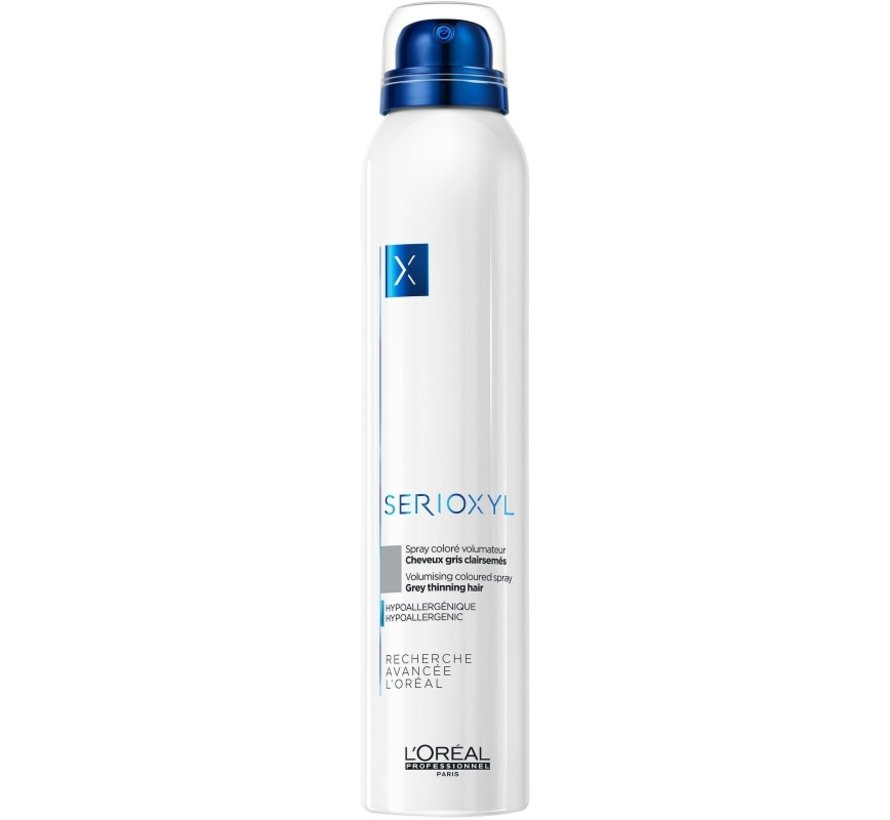 Serioxyl Volumising Colored Gray Spray - 200ml