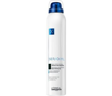 L'Oreal Serioxyl Coloured Spray - Black