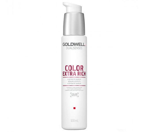 Goldwell Dual Senses Colour Extra Rich 6 Effects Serum - 100ml
