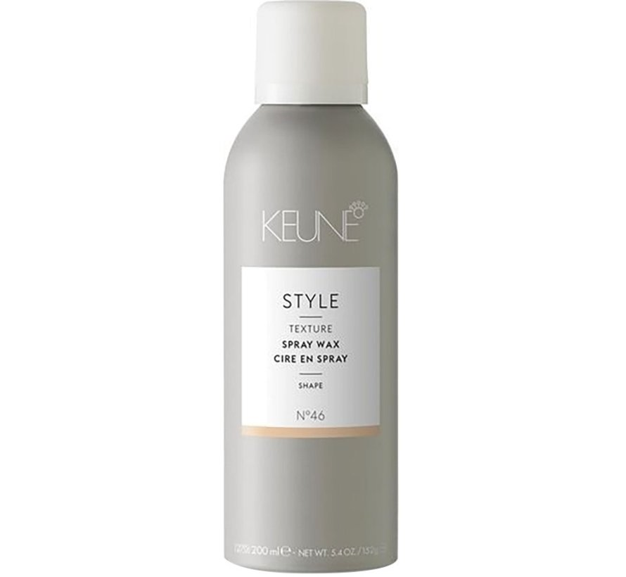 Style Spray Wax - 200ml