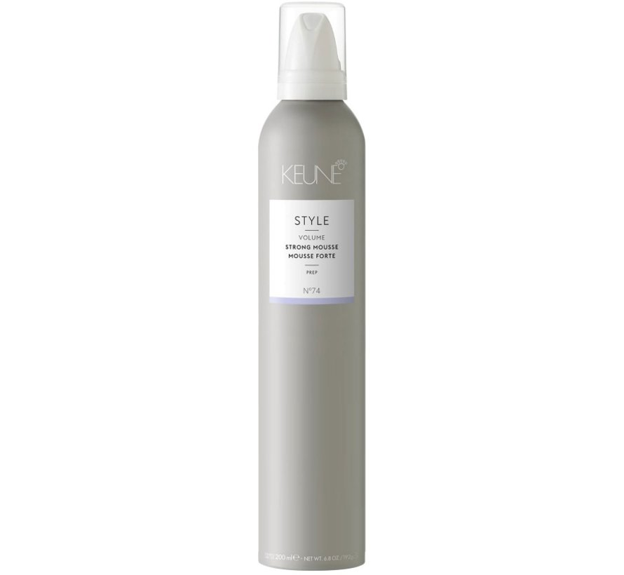Style Volume Strong Mousse Nº74