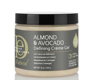 Design Essentials Curl Defining Cream Gel