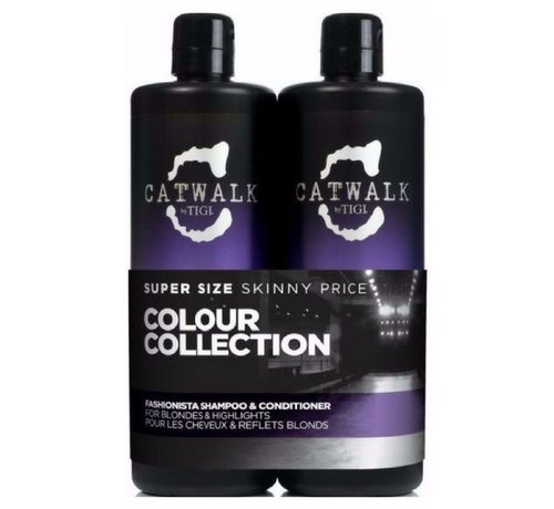 TIGI Catwalk Fashionista Violet Tween Set