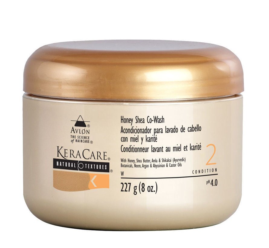 Natural Texture Honey Shea Co-Wash - 227gr.