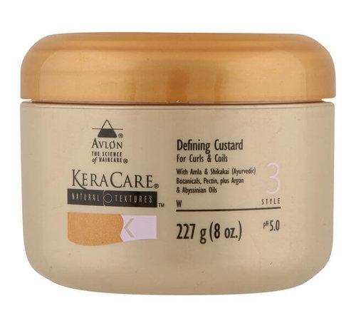 KeraCare Natural Textures Curl Defining Custard - 227gr.