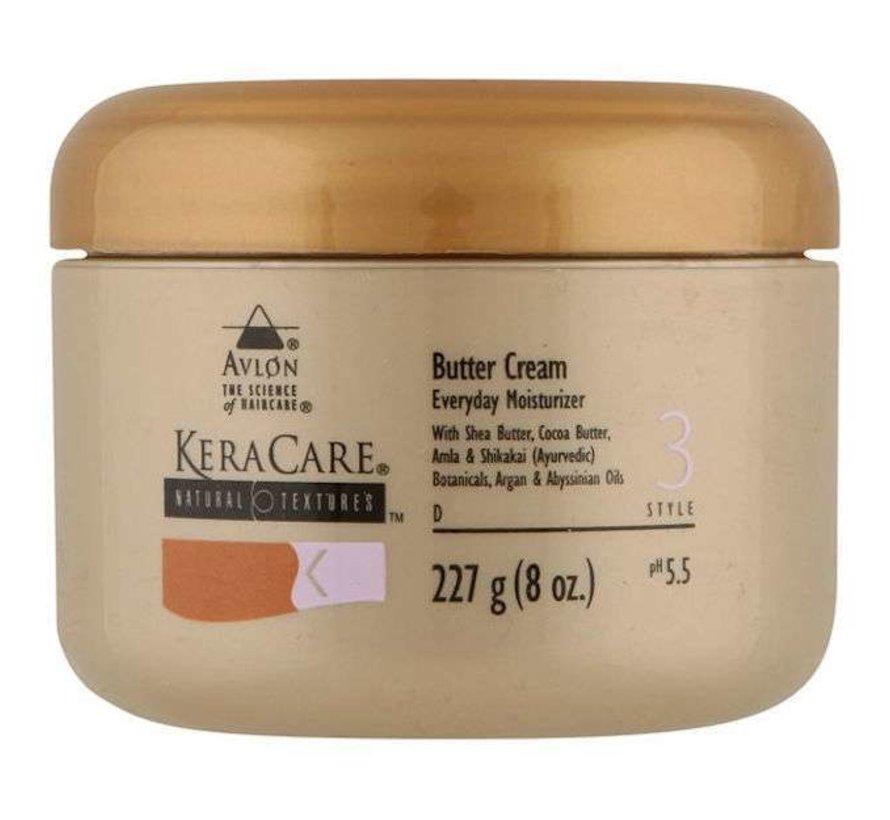 Natural Textures Butter Cream - 227gr.