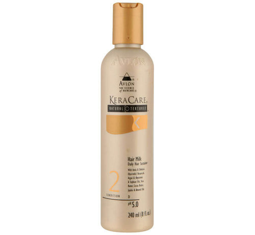 KeraCare Natural Textures Hair Milk Daily Sustainer - 240ml