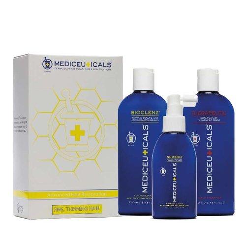 Mediceuticals Restoration Fine, Thinning Hair Kit - Normal