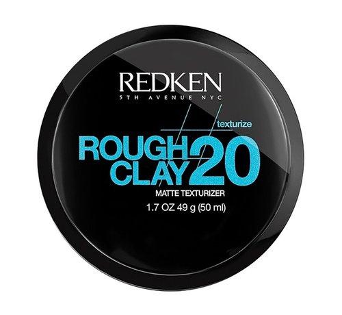 Redken Rough Clay 20 - Matte Texturizer - 50ml