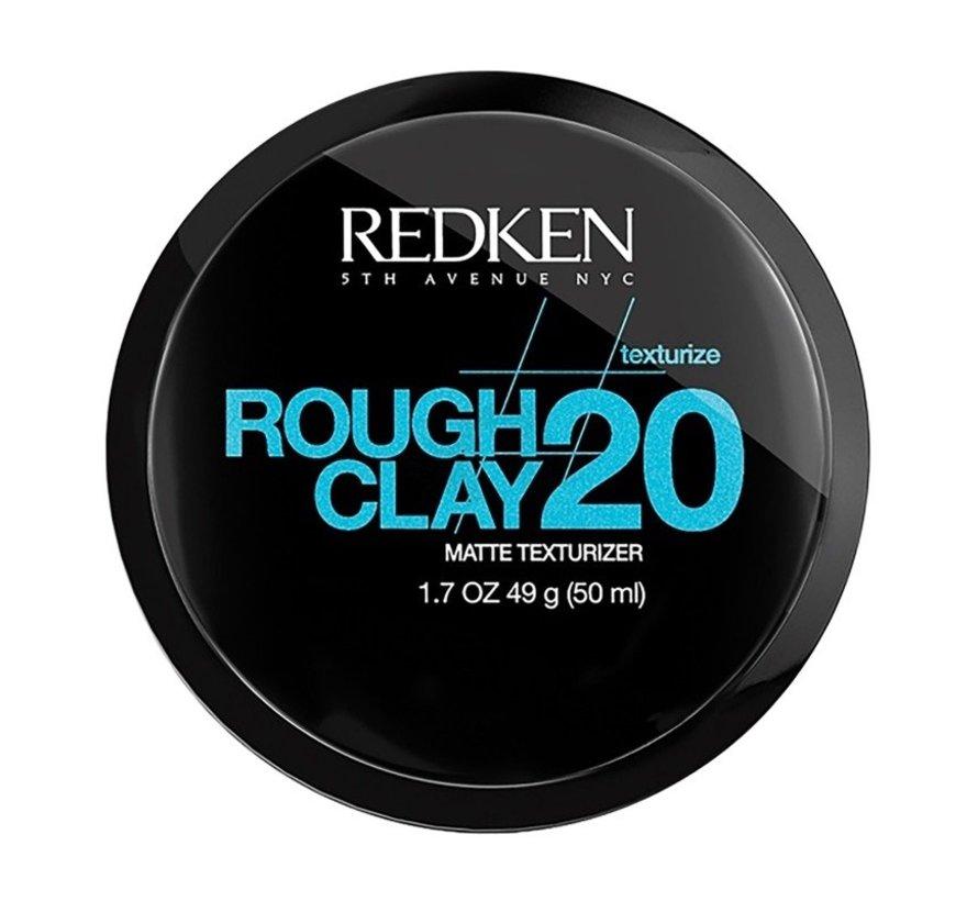 Rough Clay 20 - Matte Texturizer - 50ml