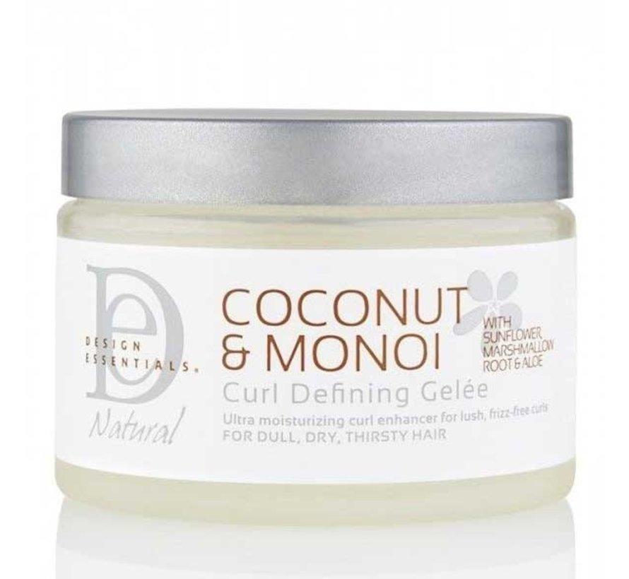 Coconut & Monoi Curl Defining Creme Geleé - 354ml