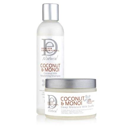 Natural Coconut & Monoi