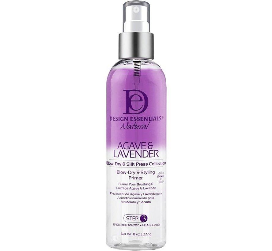 Agave & Lavender Blow-Dry & Style Primer - 227gr.