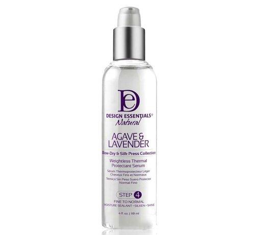 Design Essentials Agave & Lavender Thermal Protectant Crème  - 113gr.