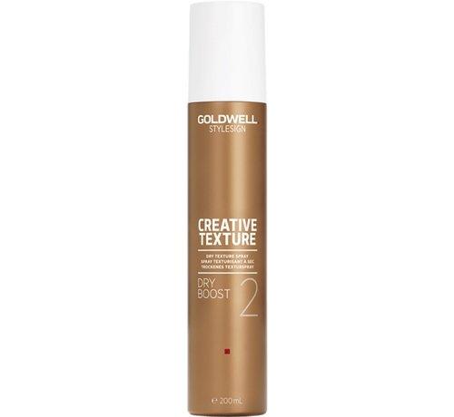 Goldwell Stylesign Creative Texture Dry Boost Dry Spray - 200ml