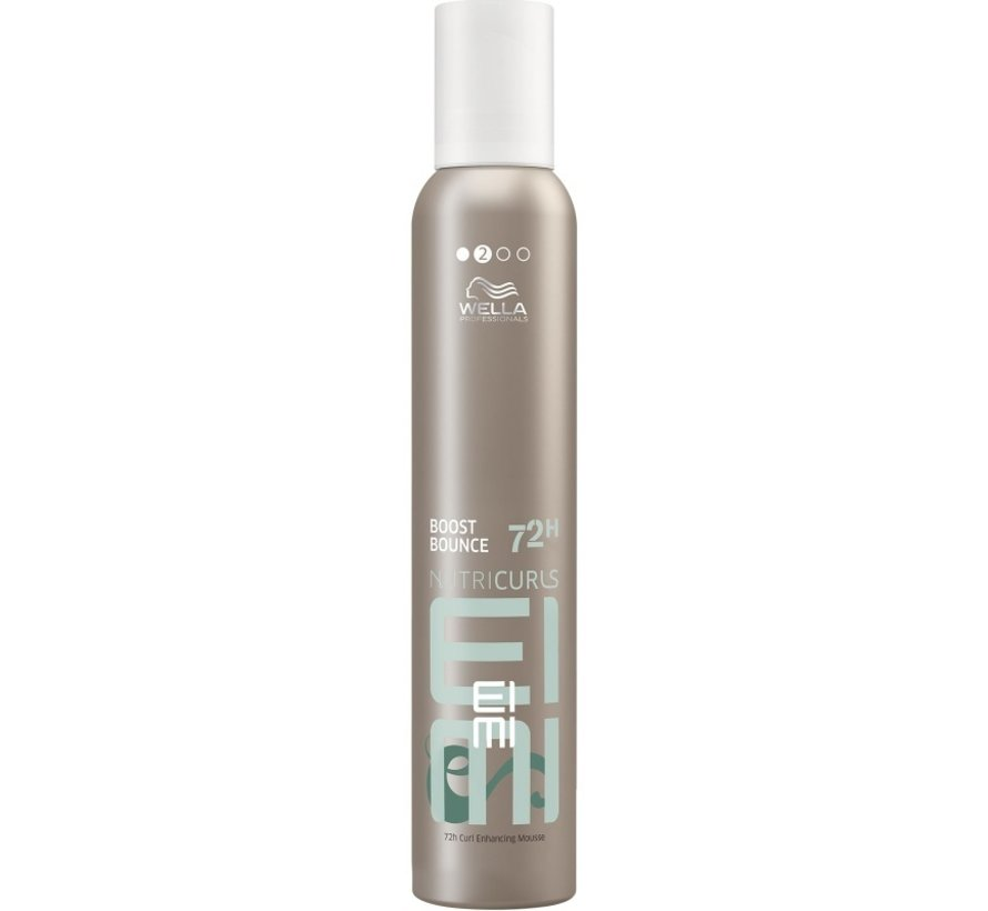 EIMI Nutricurls 72H Boost Bounce Mousse - 300ml