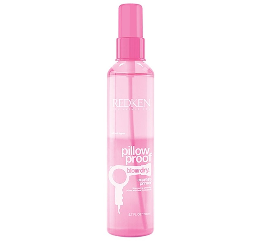 Redken Blow Dry Pillow Proof Express Primer Spray - 170ml