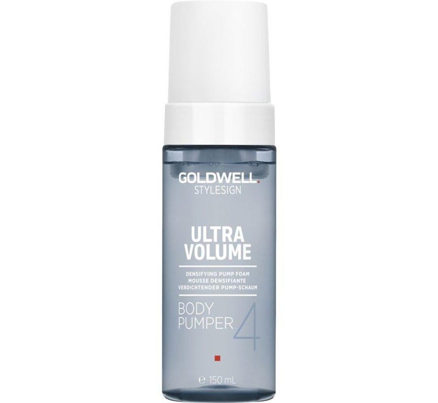 Goldwell Stylesign Ultra Volume Densifying Pump Foam - 150ml