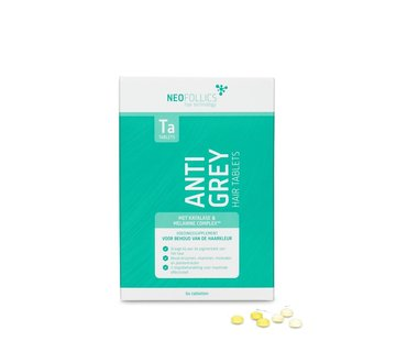 Neofollics Anti Grey Tablets