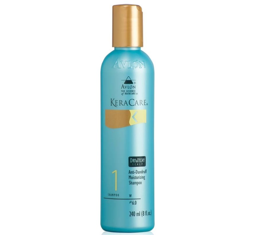 Dry & Itchy Scalp Anti-Dandruff Shampoo