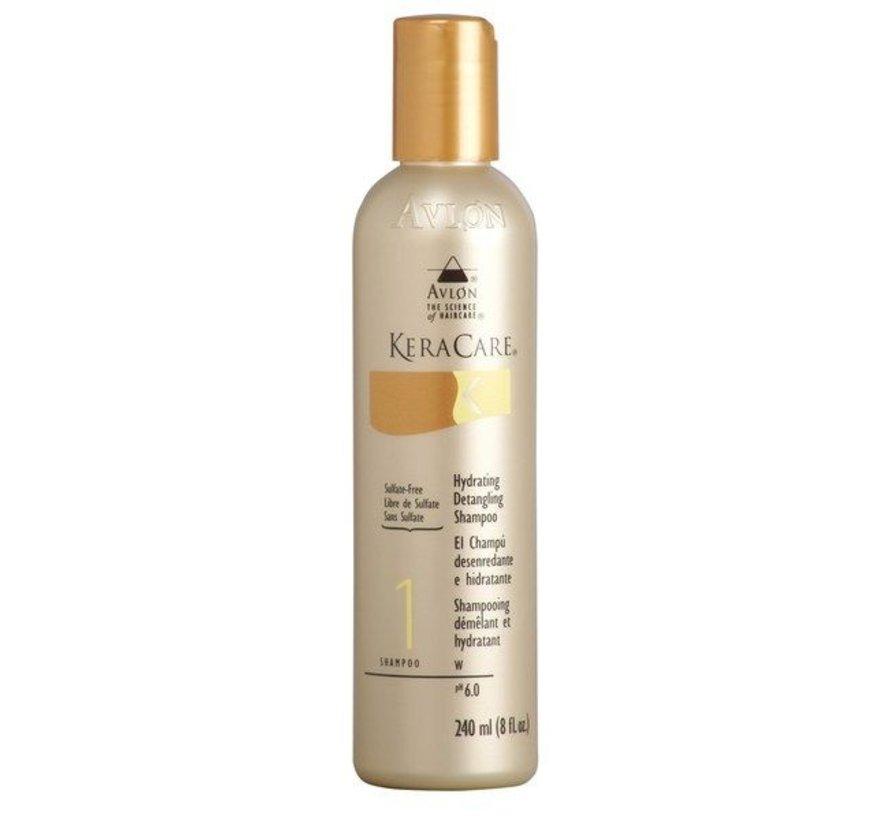 Hydrating Detangling Sulfate-Free Shampoo