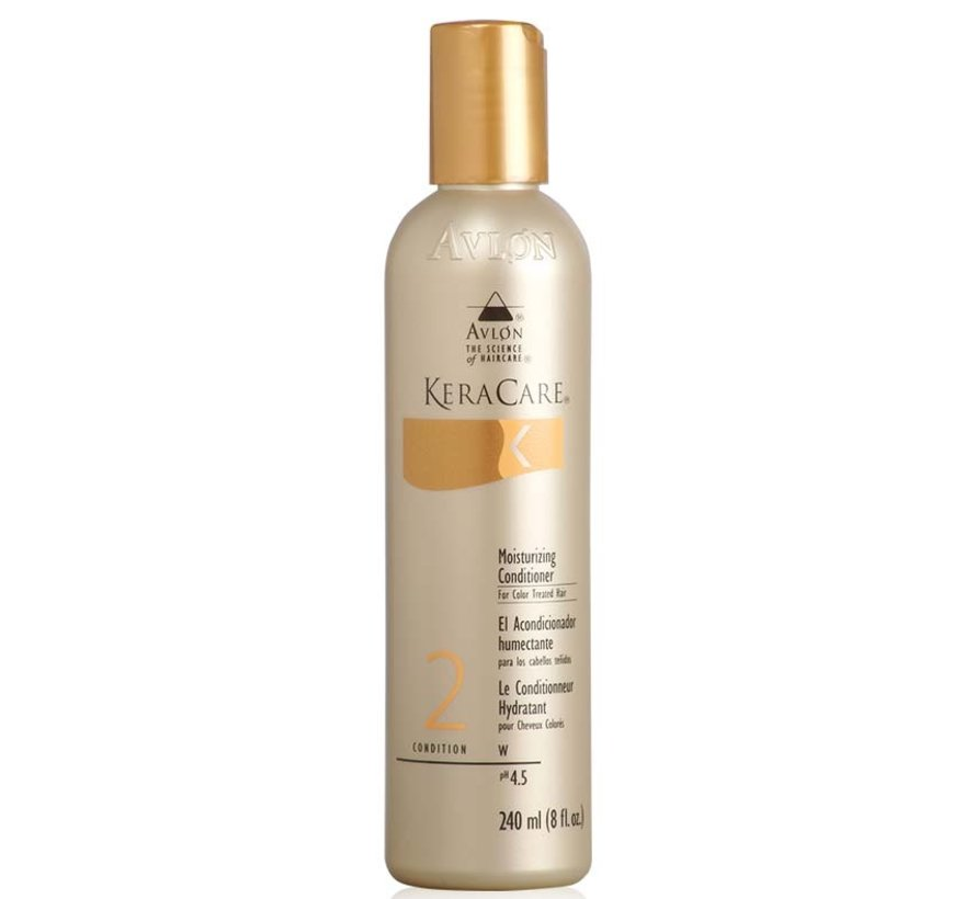 Moisturizing Conditioner for Colored Hair - 240ml