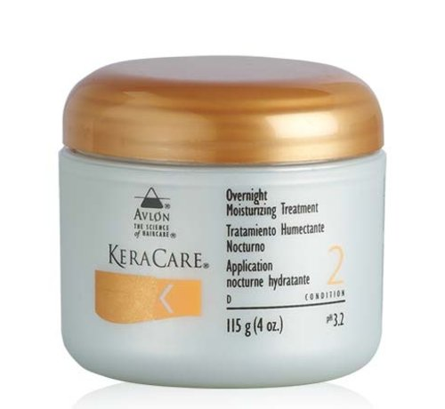 KeraCare Overnight Moisturizing Treatment - 115gr.
